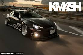 subaru brz body kit the km4sh body kit your 86 our style speedhunters