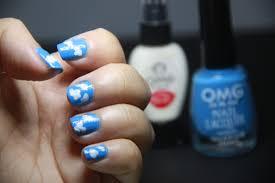 nail art inspirations for the rainy season