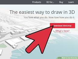 sketchup layout tutorial français how to use sketchup 15 steps with pictures wikihow