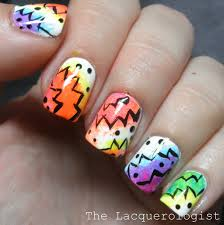 precision nail lacquer get loud collection nail art inspired by