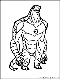 ben 10 87 cartoons u2013 printable coloring pages