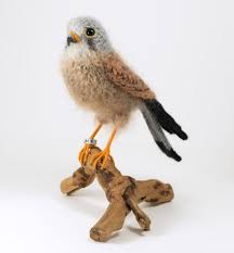 i make realistic crocheted birds out of wool bored panda