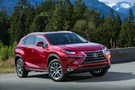 lexus american models do you know why us bound lexus nx has a different snout than