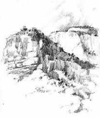 zion national park sketchbook u2013 roland lee