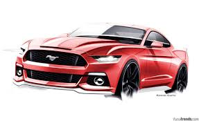 ford car png meet the designers 2015 ford mustang