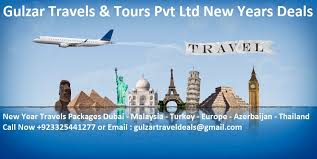 new year travels tours packages pakistan dubai europe turkey