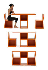 Fold Up Kitchen Table And Chairs by Best 25 Space Saving Furniture Ideas On Pinterest Outdoor