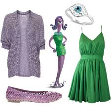 Monsters Inc Costumes How To Dress Like Monsters Inc Characters Polyvore
