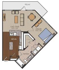 Richardson Homes Floor Plans Apartments In Richardson Tx The Standard At Cityline