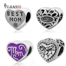 s day charms 925 sterling silver best enamel heart s day gift