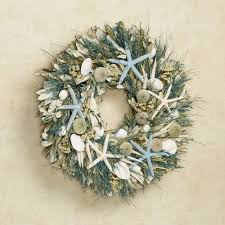 coastal wall decor touch of class st lucia wreath multi cool