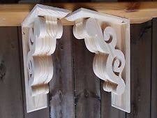 Wood Corbels Canada Antique Corbels Ebay