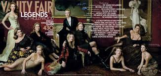What Vanity Classic Vanity Fair Covers Photo 1 Pictures Cbs News