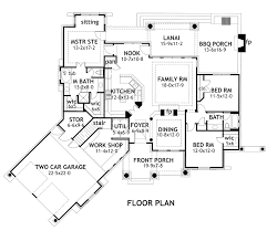 House Plans For Two Families House Plan 65867 At Familyhomeplans Com