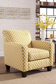 Yellow Accent Chair Brindon Yellow Accent Chair Gage Furniture