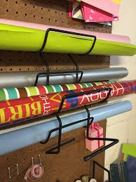creative wrapping paper storage ideas wrapping paper storage