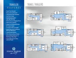 2012 holiday rambler traveler brochure rv literature