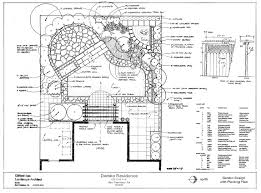architect plan clifford see landscape architecture portfolio sample drawings