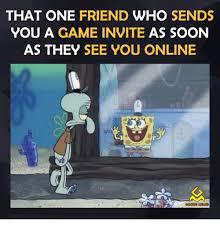 Online Friends Meme - gaming meme online friends meme of the day steemit
