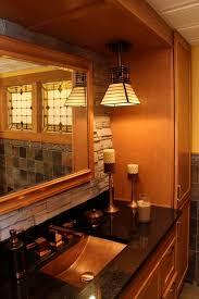 Craftsman Style Bathroom Lighting Contemporary Arts And Crafts Bathroom Lighting Eizw Info
