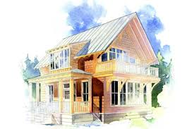 cottage style house plan 2 beds 2 50 baths 1217 sq ft plan 479 3