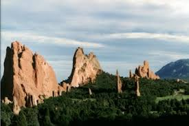 Garden Of The Gods Rock Formations Those Magnificent Rocks The Historical Garden Of The Gods