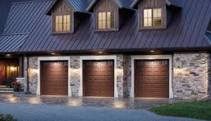 Overhead Door Installation by Exterior Design Enchanting White Clopay Garage Doors With Wall