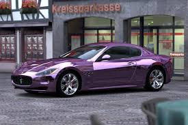 matte purple maserati the gt5 dlc rare paints database v 3 71 muscle car link upd