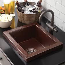 sinks copper drop in kitchen sink awesome copper sink kitchen