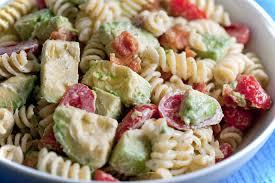 cold pasta salad mayonnaise