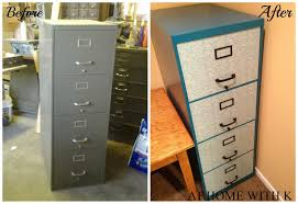 at home with k diy file cabinet