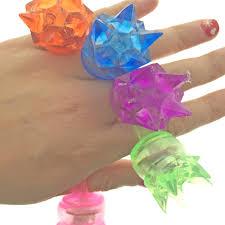 toy finger rings images 2018 costume leds led 25pcs lot finger ring toys colorful cheap jpg