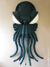 Octopus Lamp 8 Cool And Creative Lamps Homes And Hues