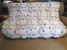 Wedding Ring Quilt by Wedding Ring Collectible Quilts Ebay