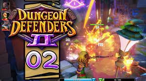 dungeon si e dungeon defenders 2 lpt 002 lass sie nur kommen let s play