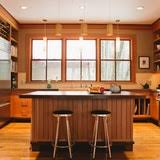10 kitchens without upper cabinets kitchn