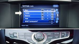 2013 infiniti m audio system with navigation youtube