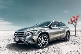 mercedes gla this is economic and safe car for driving in cyprus