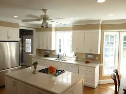 kitchen molding ideas crown molding soffit ideas kitchen traditional with two tone