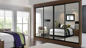 white home interior design interior minimalist study room design with sliding mirrored