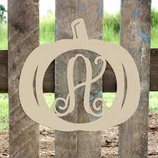 pumpkin stencil letters unfinished wooden pumpkin frame monogram wooden craft diy craft