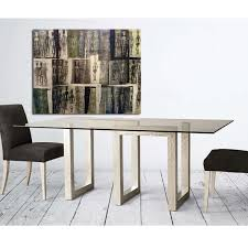 Sofa In Dining Room Serpent Dining Table By Peter Francis By Saloom Furniture Yliving