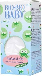 bain de si e pilogen bio bio baby rice starch 300 g ecco verde shop