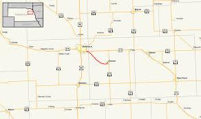 Nebraska State Map Nebraska Highway 24 Wikipedia