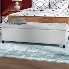 bedroom storage benches bedroom benches you ll love wayfair