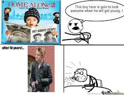Macaulay Culkin Memes - macaulay culkin troll by yadnyang meme center
