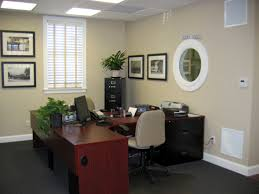 decorations small home office interior design ideas with green