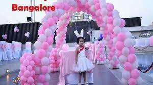 birthday balloon decoration bangalore video dailymotion