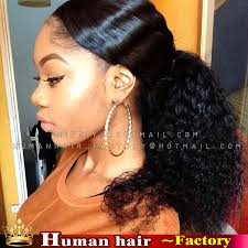 real people hair styles 100 brazilian remy wrap around clip real people hair ponytail