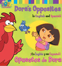 printable dora story book to help get the kids ready for